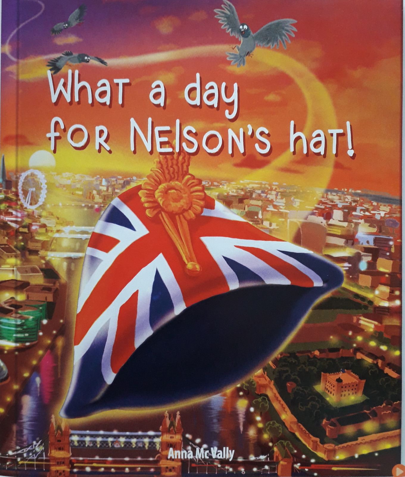 6° - U5L4 - What a day for Nelson's hat!