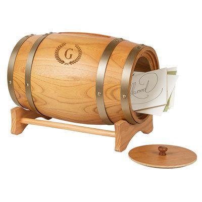 urne mariage tonneau vin