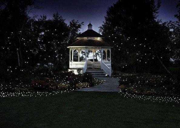 Jardin lumineux