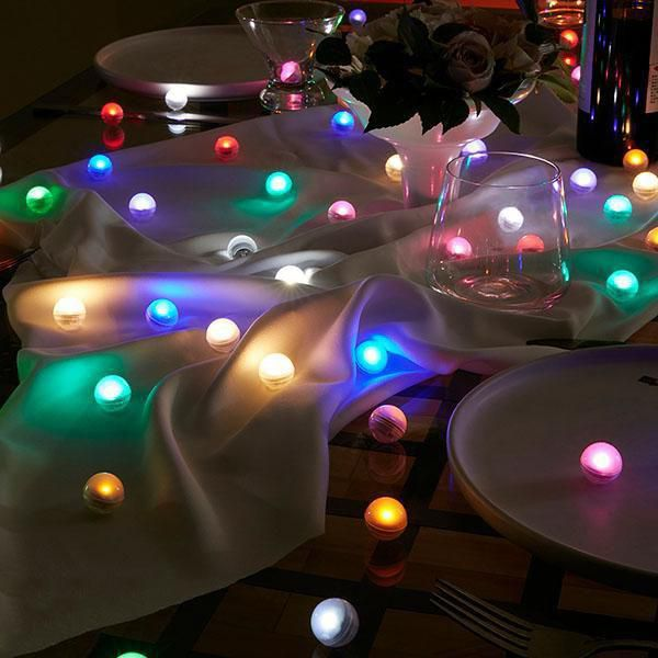 Fairy berries decoration table mariage