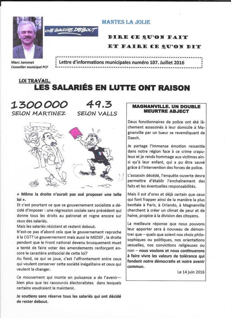 Lettre d'informations municipales (107)