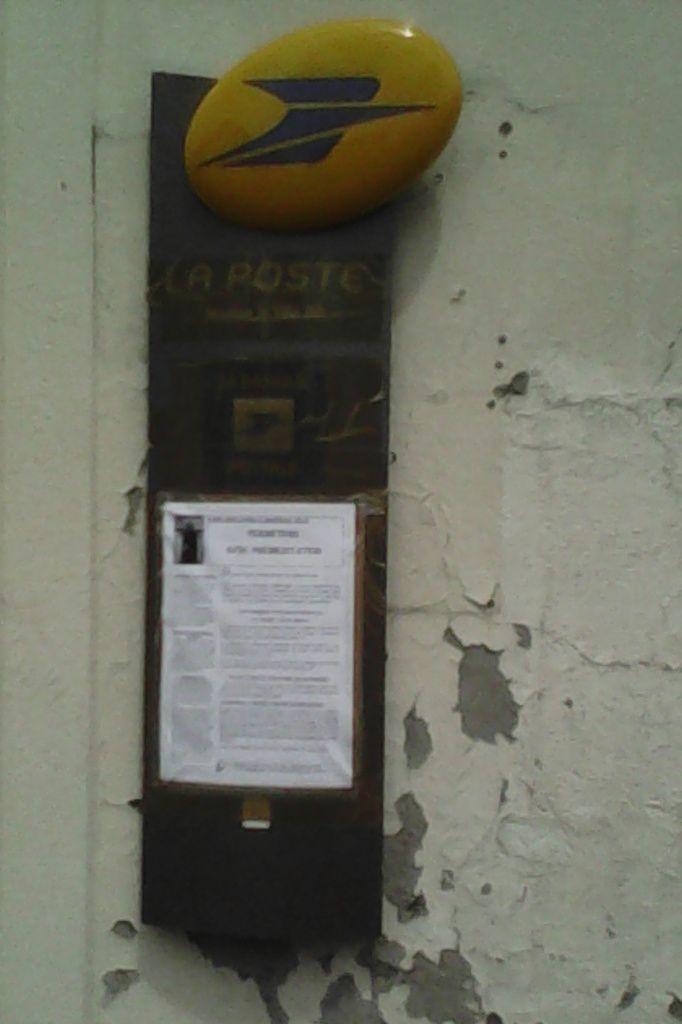 Mantes-la-Ville. La Poste informe passer le relais ... au privé