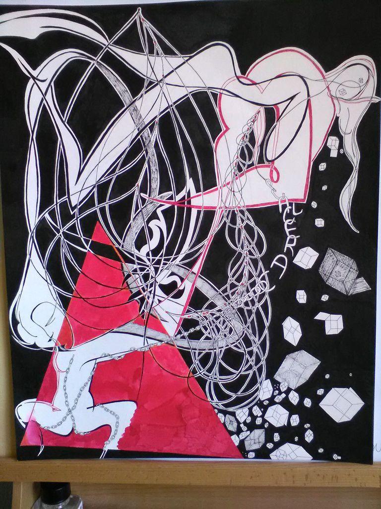 Erotismo y Sensualidad. Fuente: Catálogo René Navas