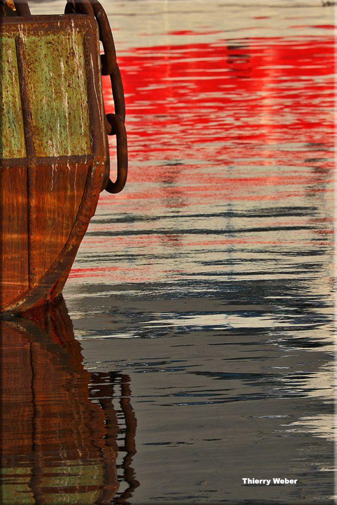 Vues sur le Port de Pêche de La Turballe - Série 1