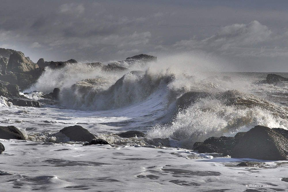 Tempête sur la Presqu'Ile Guérandaise