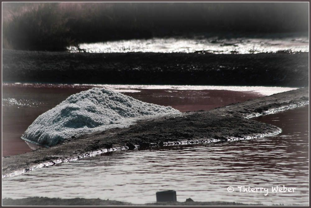 Le sel de la Presqu'Ile Guérandaise