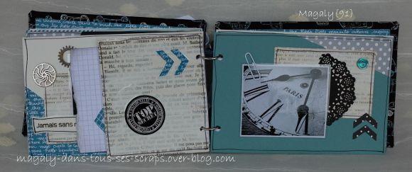 Kit mini-album {Masculin  Voitures}