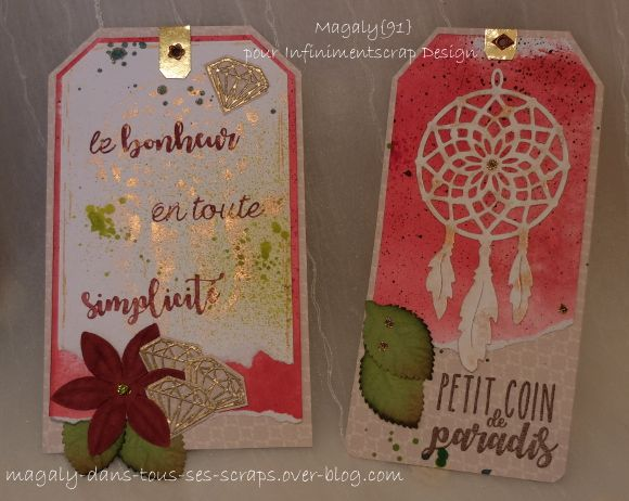 """Tags """"marque-page"""""""
