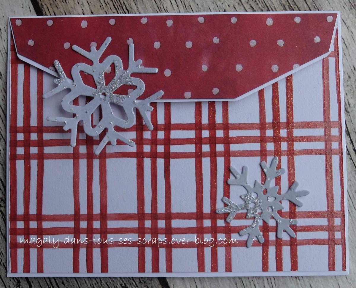 Enveloppes de Noël {Série 2}