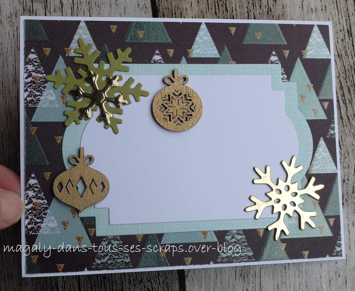 Enveloppes de Noël {Série 3}