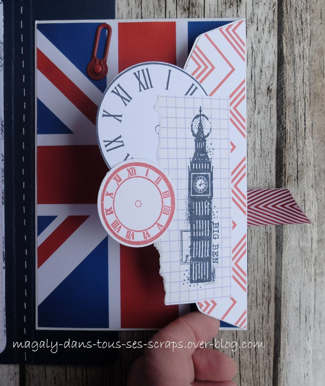 Pochette Road Book {Londres} - Version 2