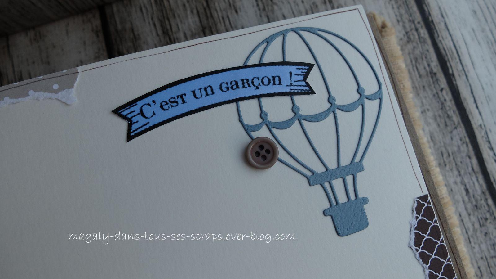 Album naissance {Antoine}