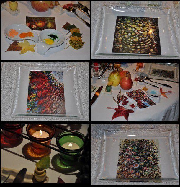 Senlis et une table souvenir