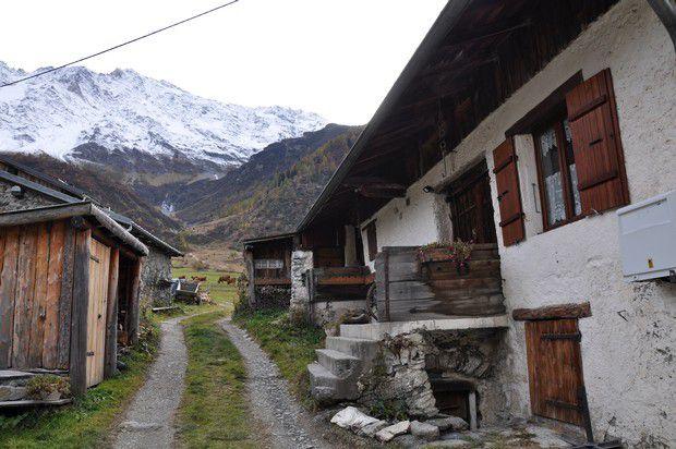 """Savoie... """"que la montagne est belle"""""""