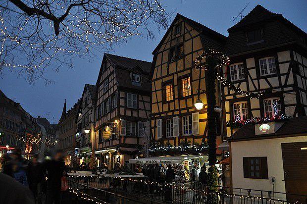 féerie à Colmar
