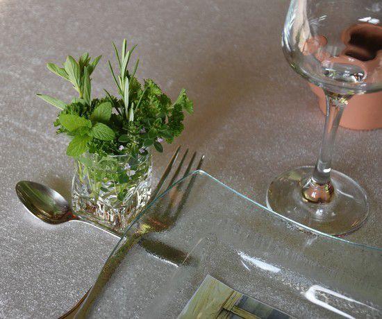 ma table aux senteurs aromatiques