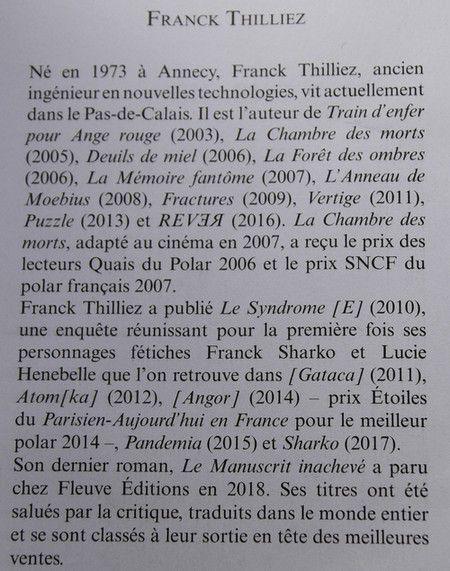 La Presse du Dimanche 25/11