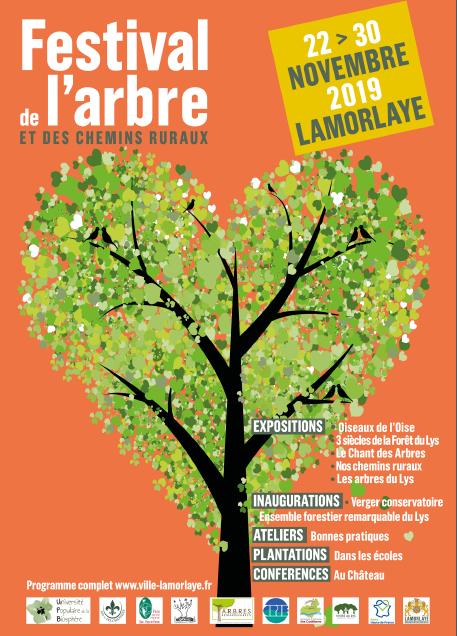 """J'ai intitulé mon exposition """" Le Chant des Arbres , Kan ar C'hoat """" . Le vernissage sera commun à celui de l'ALMA qui présentera """" 3 siècles d'histoire de la forêt du Lys """" le samedi 23 novembre à 18 h."""