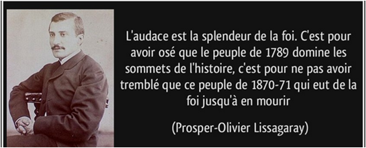 Prosper-Olivier Lissagaray.