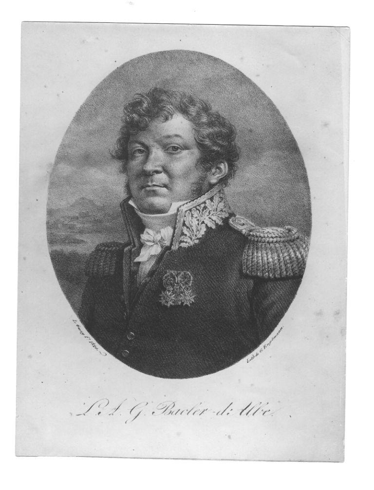 Louis Albert Bacler d'Albe.