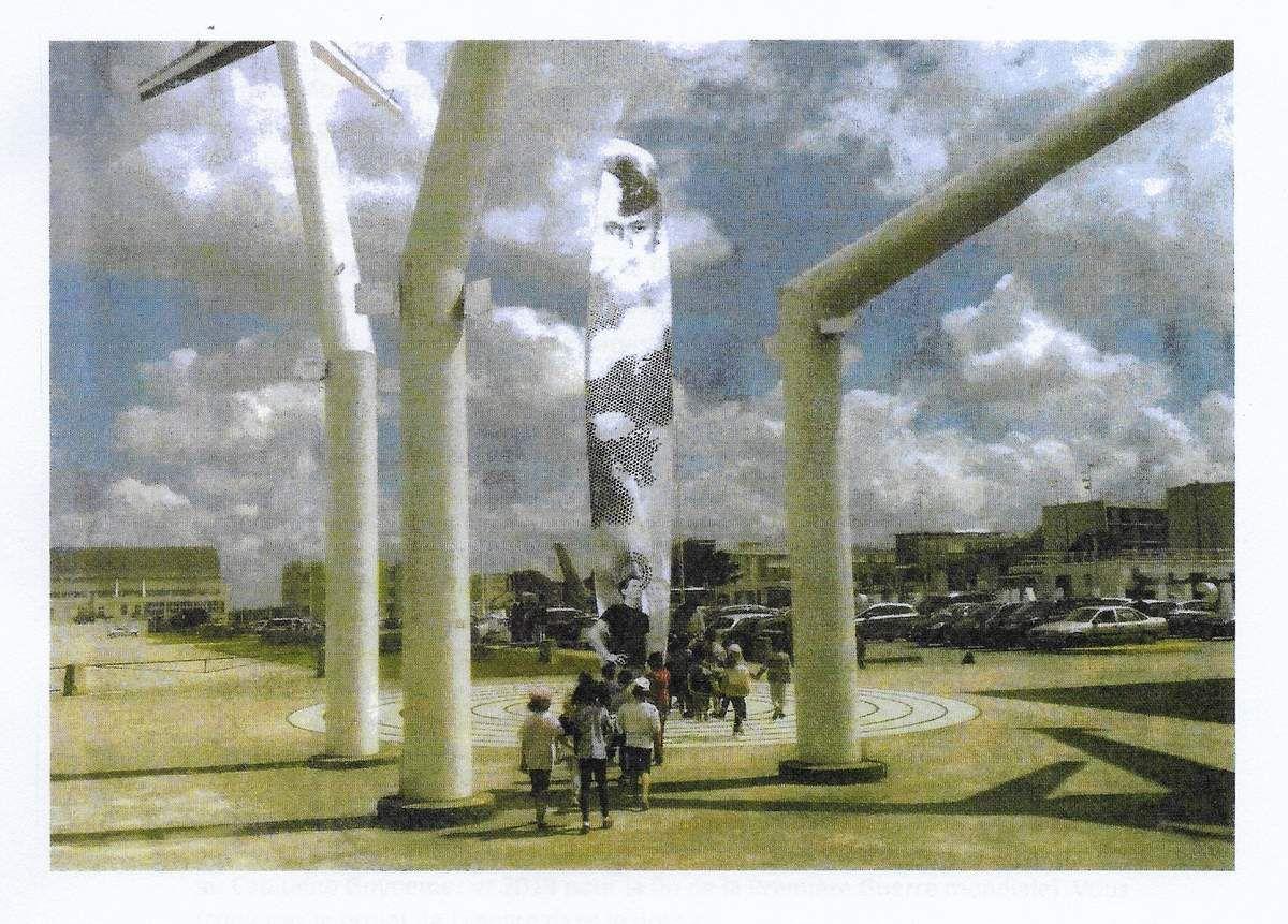 Projet du Mémorial des Aviateurs