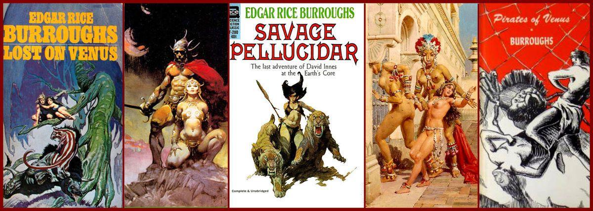 Edgar Rice Burroughs: Tarzan et autres récits