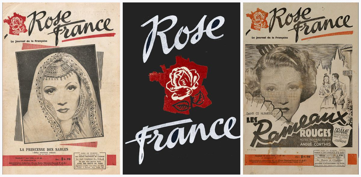 Rose France – Le journal de la Française (Clermont-Ferrand)
