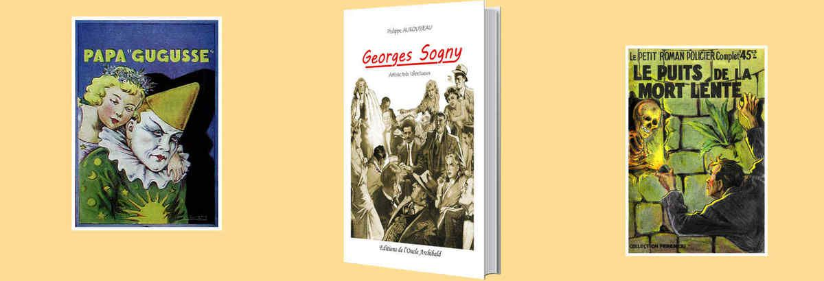 Philippe Aurousseau: Georges Sogny