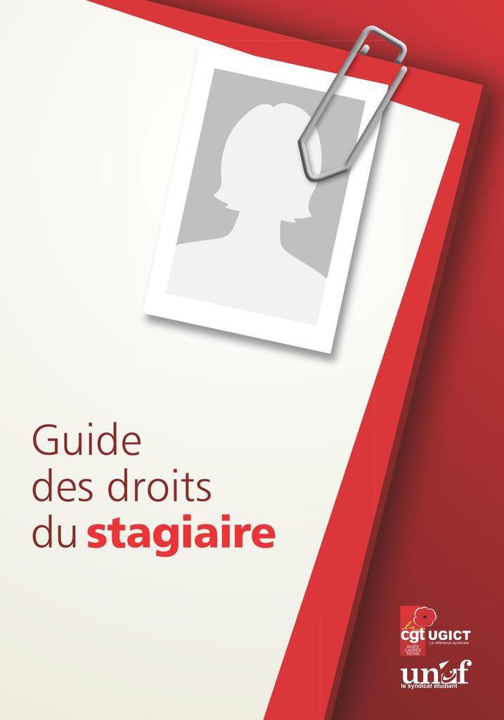 Guide CGT des droits du stagiaire