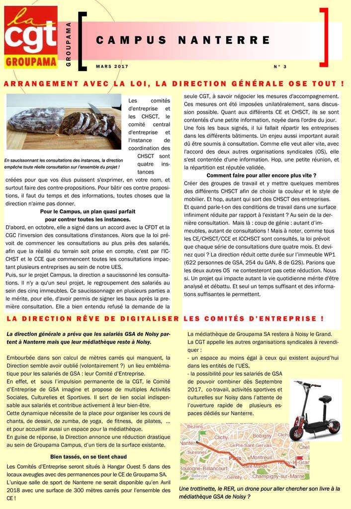 Déménagement Nanterre : arrangement avec la loi, digitaliser les CE, quid des salariés qui ne peuvent suivre...