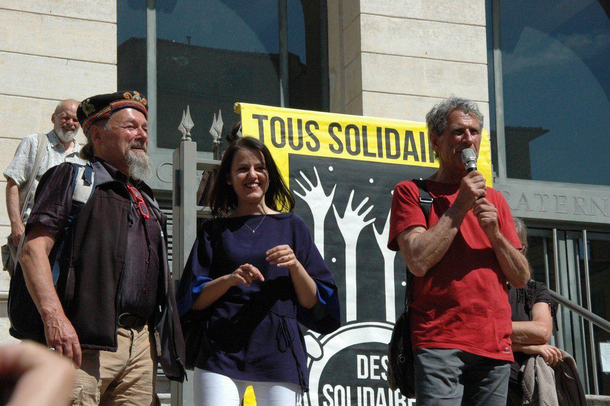 Délit de solidarité !!