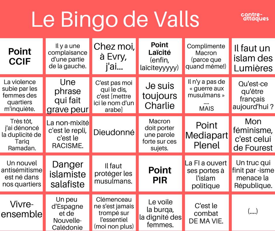 Le bingo de Valls