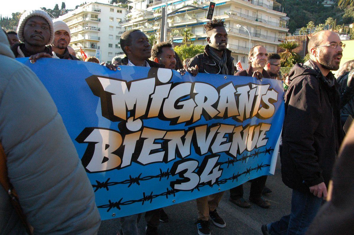 Migrants bienvenue 34