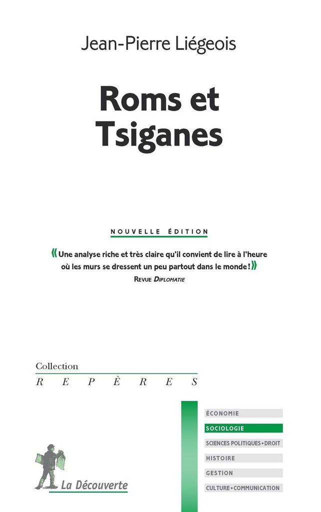 Roms et Tsiganes (Jean-Pierre LIÉGEOIS)
