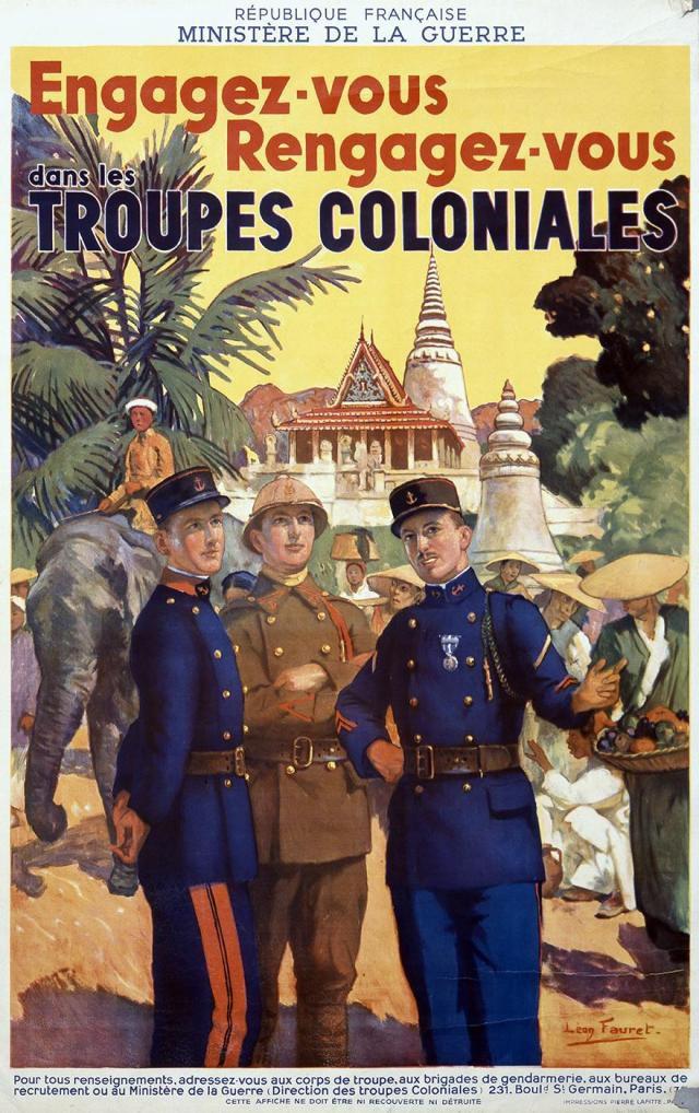 Les nouvelles orientations de l'impérialisme français en Afrique (Saïd Bouamama)