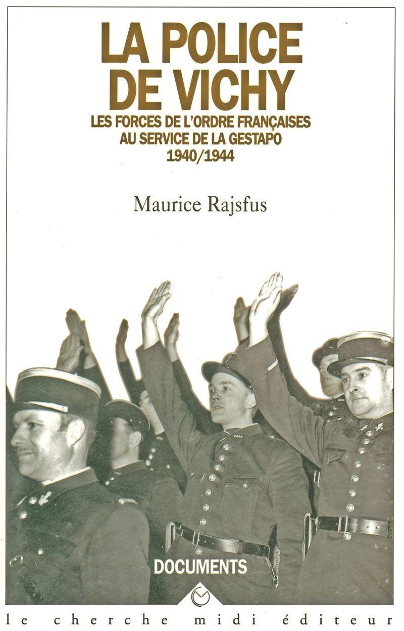 Maurice RAJSFUS (1928-2020)