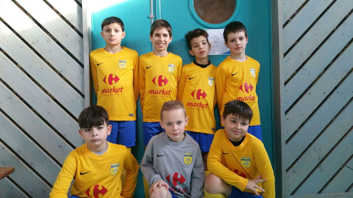 U11.2 - Tournoi Dardilly