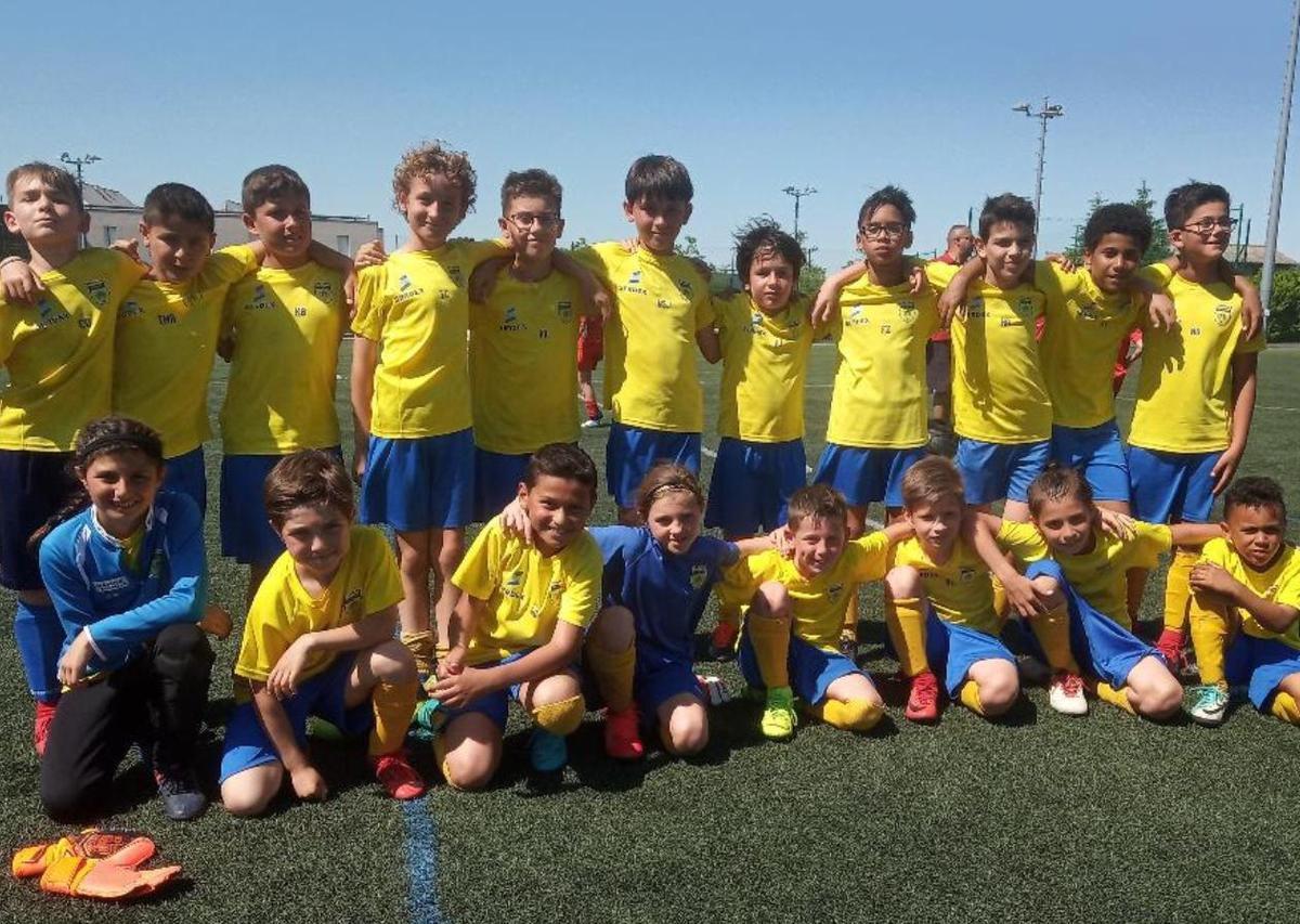 GROUPE U11 - Une victoire en Europa League pour nos U11 !