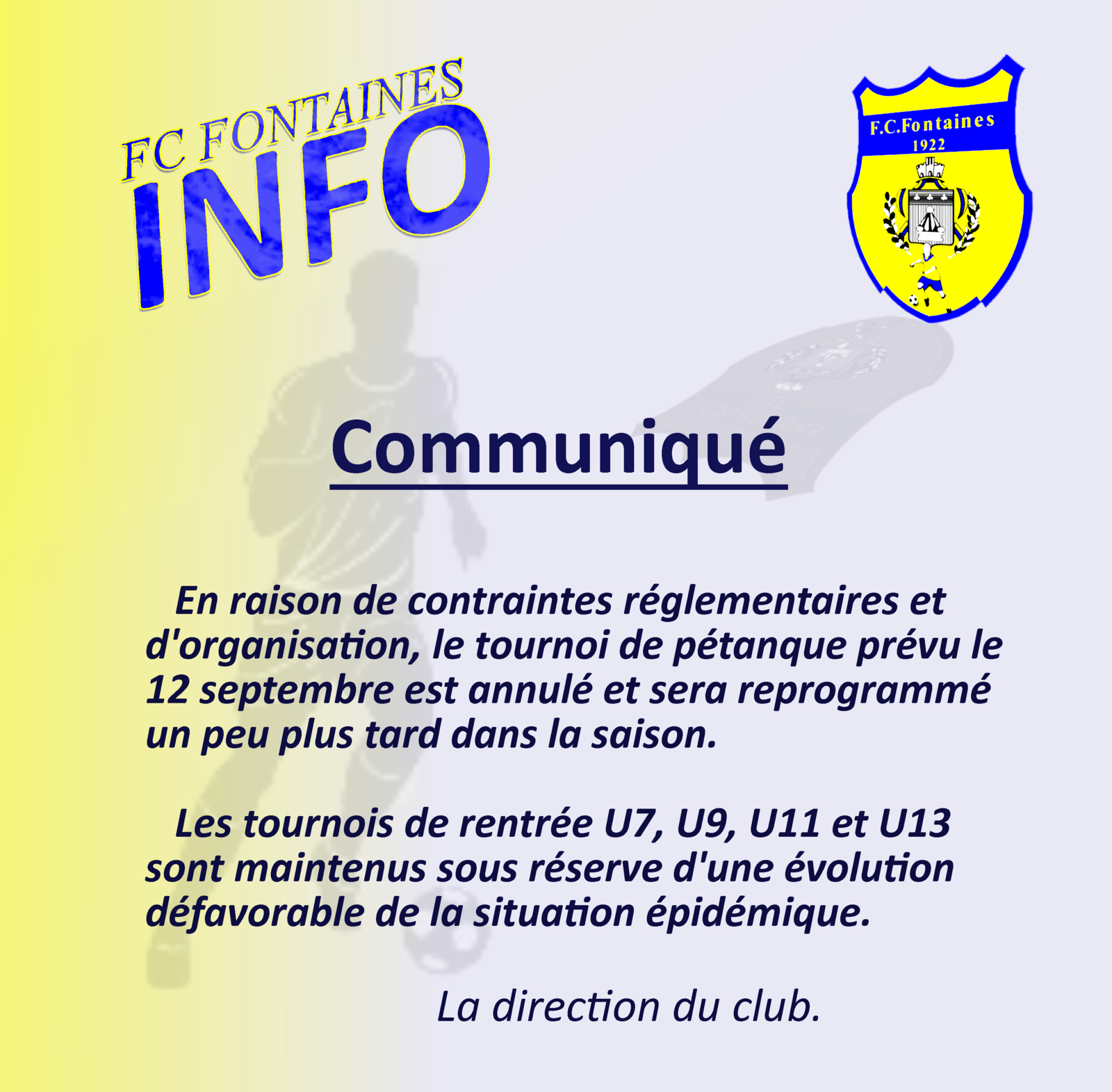 FC. FONTAINES