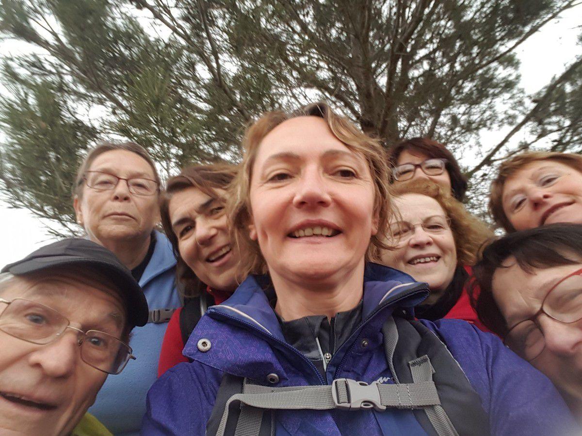 Marche Nordique du samedi 9 Janvier 2016