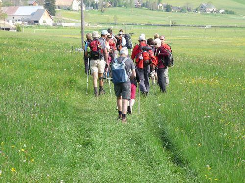 Vendredi 26 mai : Randonnée autour de Méaudre