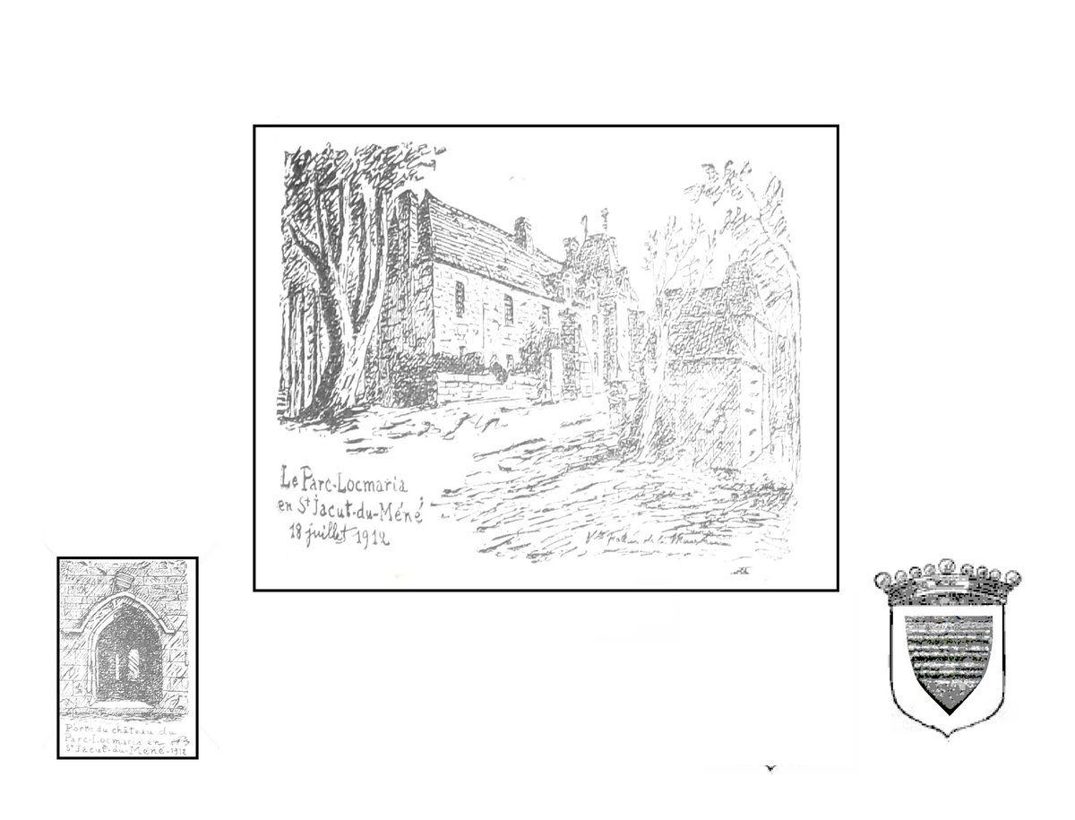 Quelques notes sur le passé de   Saint-Jacut-du-Mené