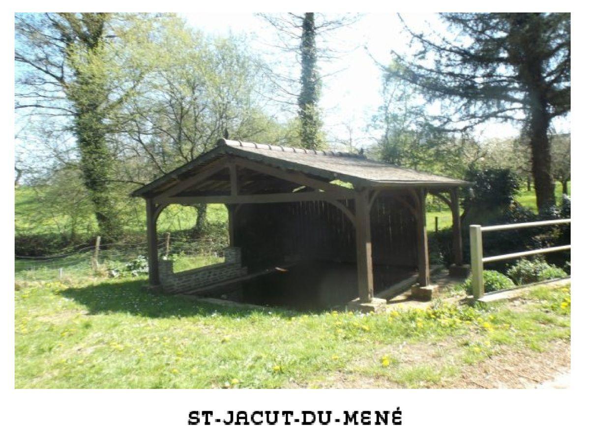 Trimer, St Thual (x 2), Trévron, St Jacut du Méné, St Maugan, Collinée (x 2)