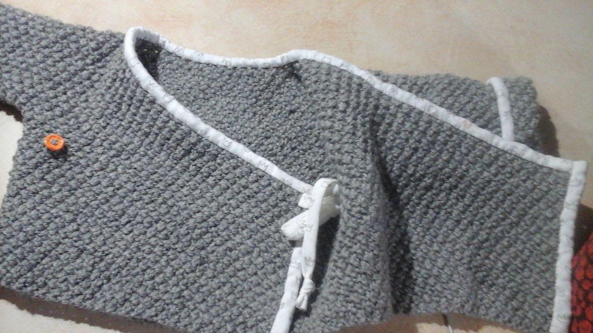 Petits tricots de vacances.