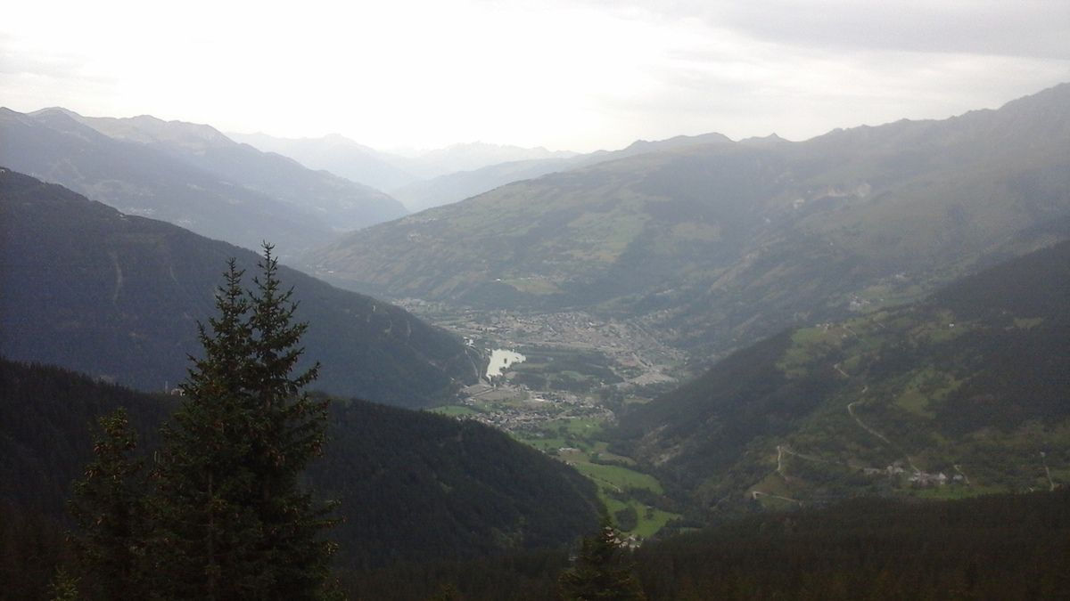 Du Béarn à l'Italie... une semaine itinérante.