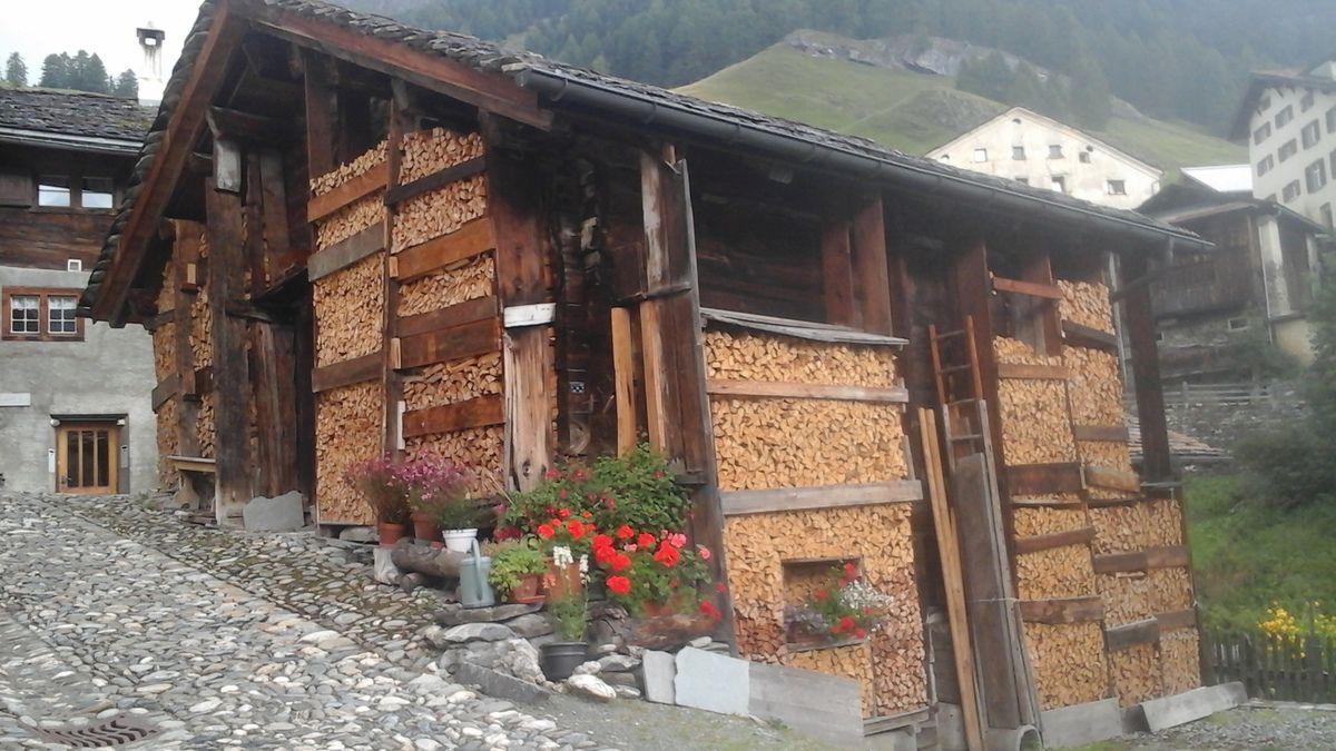 Passage en Suisse et météo capricieuse...
