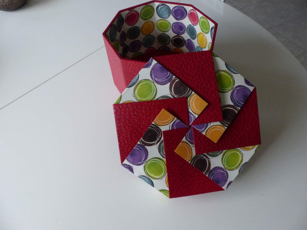 Entre couture,tricot et cartonnage, les réalisations de ce dernier mois...