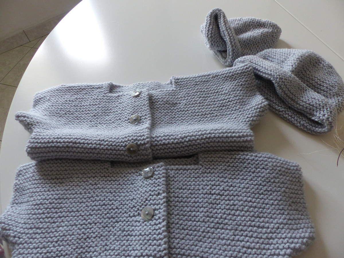 Tricots d'été pour bébés d'automne