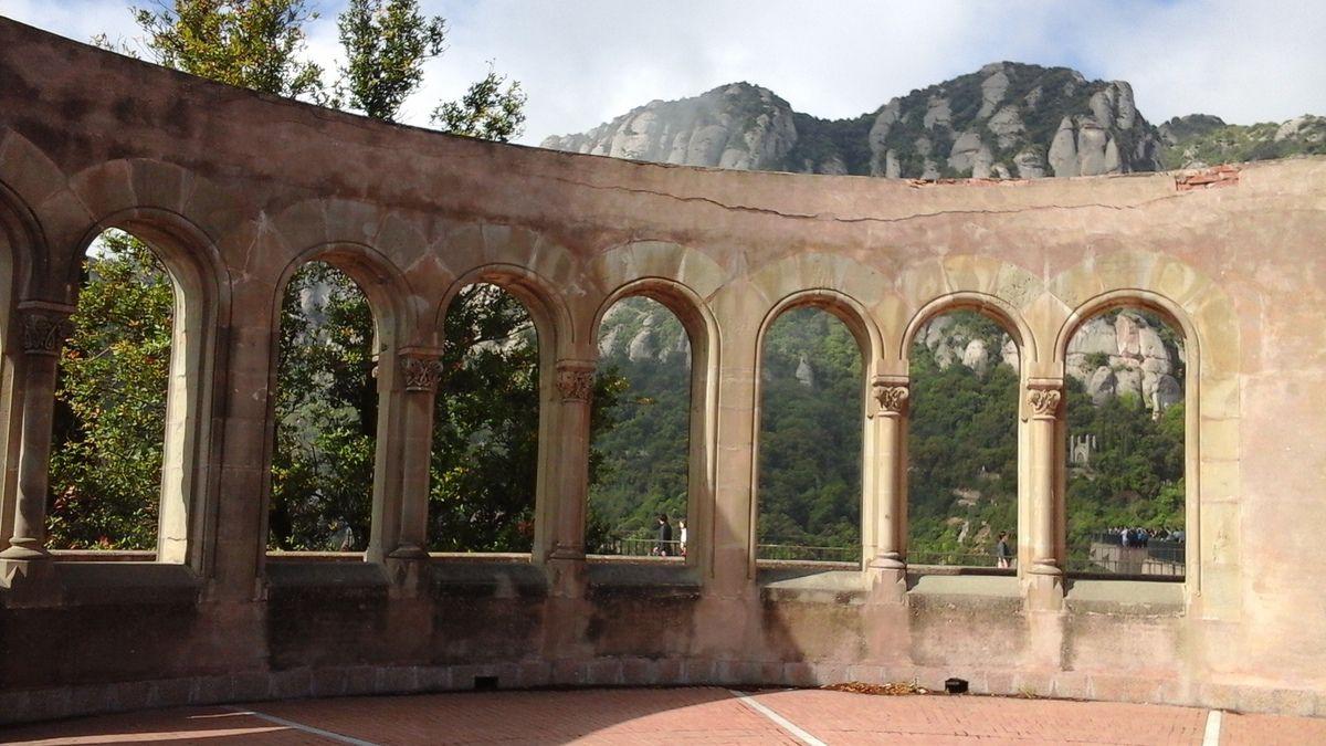 Plein les yeux, Montserrat
