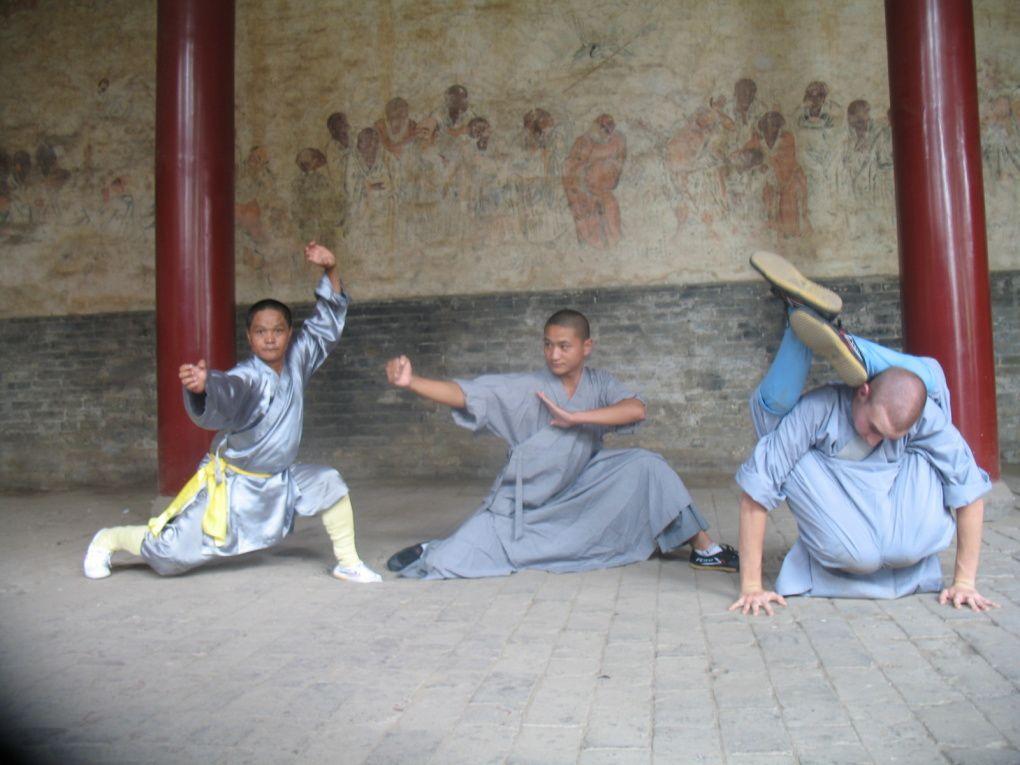 Stage Shaolin à Toulouse cet été 2017